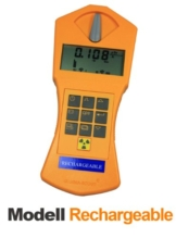 Geigerzähler Test
